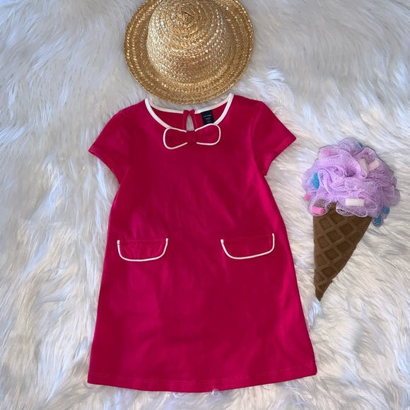 GAP Other - NWT Gap Hot Pink Dress 2T